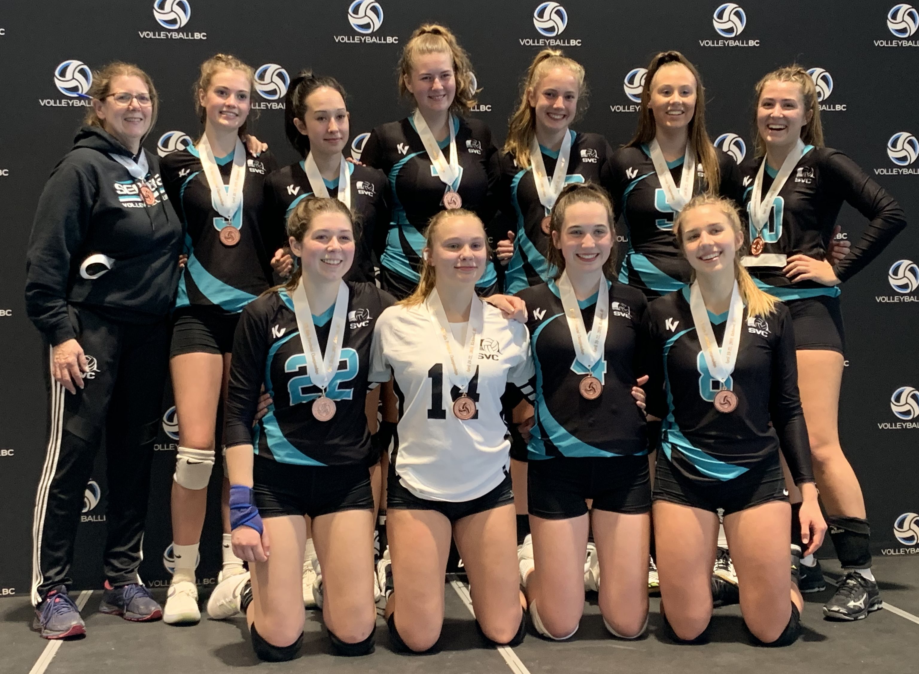 2019 BC 17U Provincials - Bronze Winners